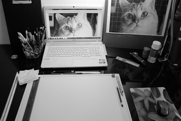 Mon espace de travail